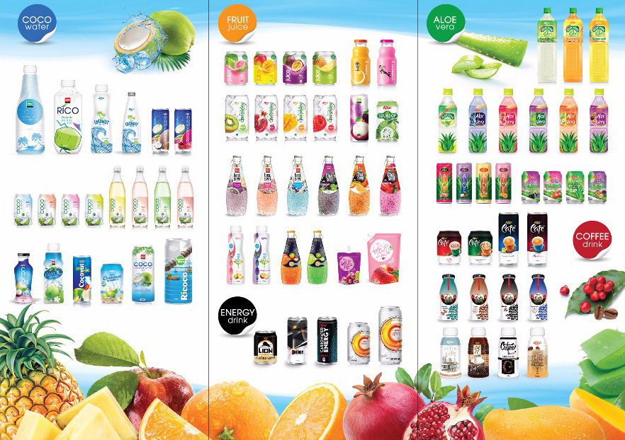 Products RITA Beverage