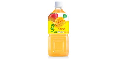 Pure mango juice drink 1000ml pet bottle from RITA India