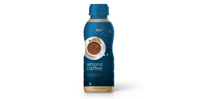 wholesale beverage almond Coffee 330ml in PP Bottle from RITA India