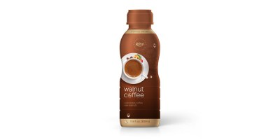 Walnut Coffee in 330ml PP Bottle from RITA India