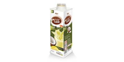 Coconut milk durian 600ml from RITA India
