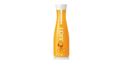 350ml Pet Bottle orange  juice drink  of RITA India