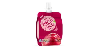 Bag apple juice 100ml of RITA India