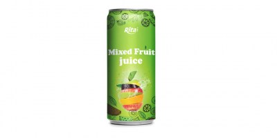 250ml Mixed fruit juice drink from RITA India