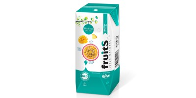 Mix fruit juice Prisma Tetra pak 200ml from RITA US