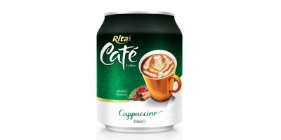 250ml Cappuccino coffee from RITA INDIAN