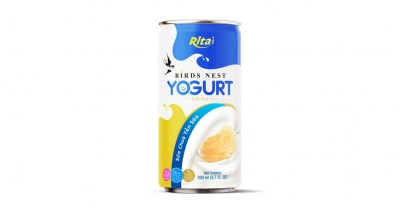 yogurt bird's nest 200ml caneed RITA beverage