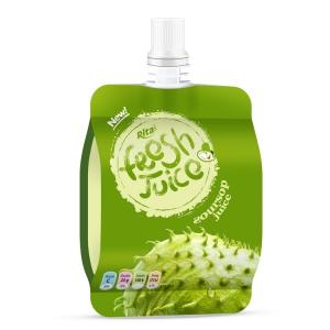 Bag soursop juice 100ml