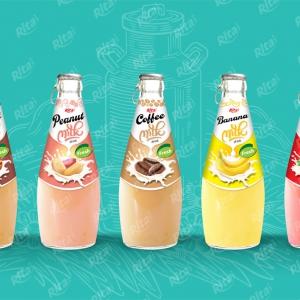 natural fruit milk 290ml