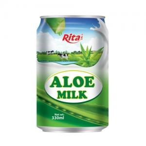 Good aloe vera juice with milk