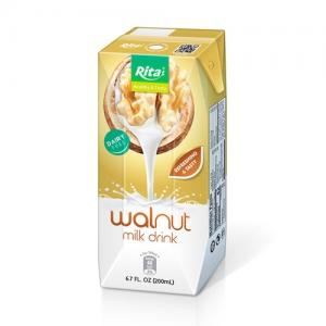 Aseptic walnut milk 200ml